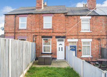 Thumbnail 2 bedroom terraced house for sale in Side Row, Newark