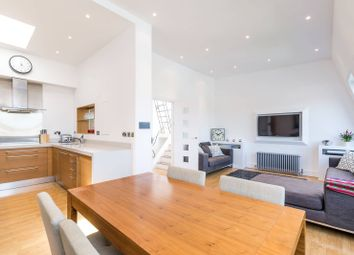 Thumbnail 2 bed flat for sale in Lexham Gardens, Kensington