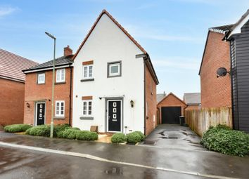 Thumbnail 3 bed semi-detached house for sale in Marnel Park, Basingstoke