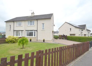 Thumbnail 3 bed semi-detached house for sale in Randolph Crescent, Bannockburn, Stirling