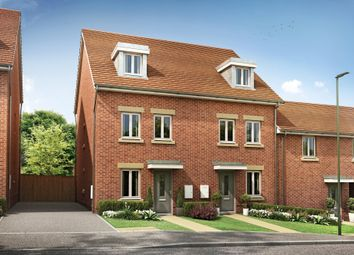 "Thumbnail 3 bed terraced house for sale in ""Abbington"" at London Road, Hassocks"