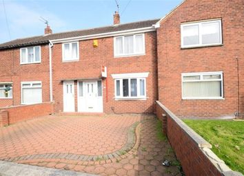 Thumbnail 3 bed terraced house to rent in Girtin Road, South Shields