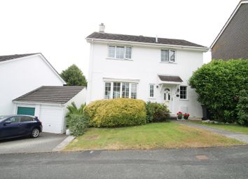 Thumbnail 3 bed detached house for sale in Oak Gardens, Ivybridge