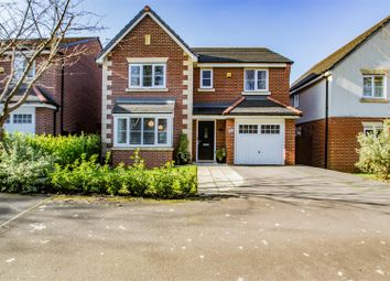 Wetherby Avenue, The Heath, Warrington WA4. 4 bed detached house for sale