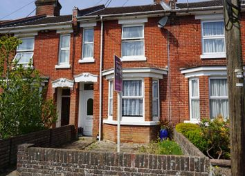 Thumbnail 3 bed terraced house for sale in Nelson Road, Bishopstoke, Eastleigh