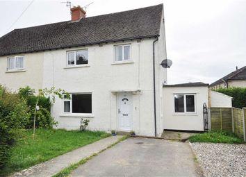 Thumbnail 3 bed semi-detached house for sale in Devereaux Road, Ebley, Stroud