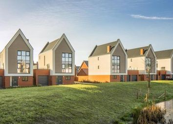 Thumbnail 4 bed detached house for sale in The Leasowes, Tadpole Garden Village, Swindon