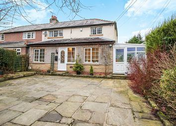Thumbnail 2 bed semi-detached house for sale in Glossop Road, Marple Bridge, Stockport
