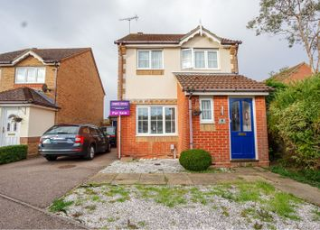 Thumbnail 3 bed detached house for sale in Neptune Gate, Stevenage