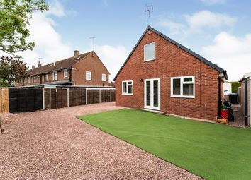 Thumbnail 2 bed detached house for sale in Woodward Road, Pershore, Worcestershire