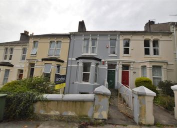 3 bed terraced house to rent in Belgrave Road, Plymouth, Devon PL4