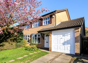 Thumbnail 3 bed semi-detached house to rent in Martial Daire Boulevard, Brackley