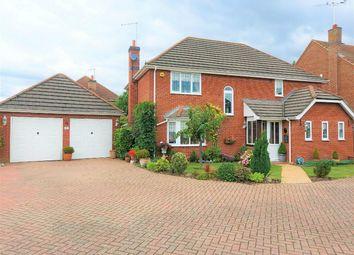 Thumbnail 4 bed detached house for sale in Appian Way, Baston, Peterborough, Cambridgeshire