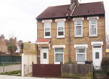 Thumbnail 2 bed semi-detached house for sale in Dartnell Road, Croydon