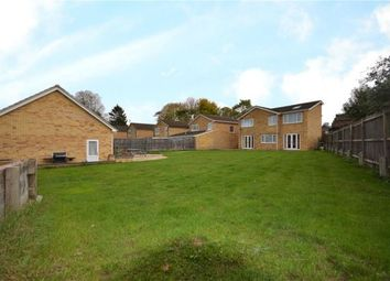 Thumbnail 4 bed detached house for sale in Derwent Road, Basingstoke, Hampshire