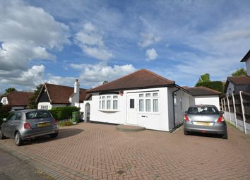 Thumbnail 2 bedroom detached bungalow for sale in Walden Way, Hornchurch