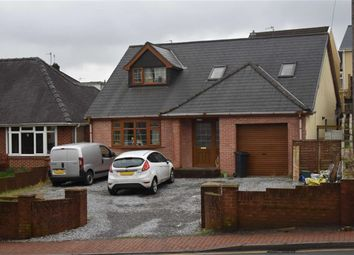 Thumbnail 3 bed detached bungalow for sale in New Road, Swansea