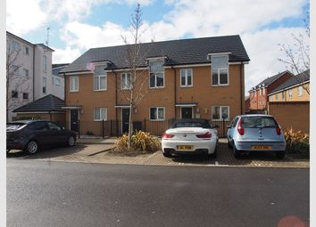 Thumbnail 2 bedroom terraced house for sale in Longships Way, Reading