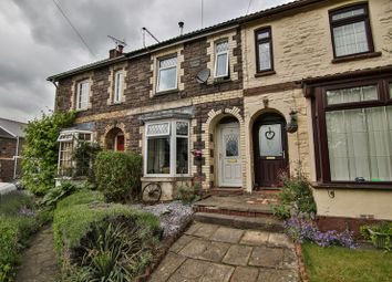 Thumbnail 2 bed terraced house for sale in Sunnybank, Abergavenny