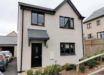 Thumbnail 4 bed detached house to rent in Ridgeley Close, Wadebridge