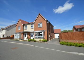Thumbnail 4 bedroom semi-detached house for sale in Edison Drive, Technology Drive, Rugby, Warwickshire