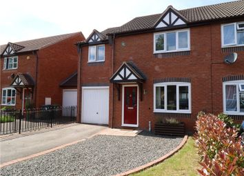 Thumbnail 3 bed semi-detached house for sale in Cobham Green, Whitnash, Leamington Spa, Warwickshire