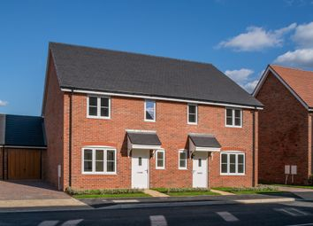 "Thumbnail 3 bed property for sale in ""The Leith"" at Warren House Road, Wokingham"