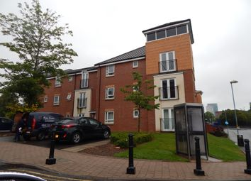 Thumbnail 2 bed flat to rent in Oakley Court, Springmeadow Road, Birmingham