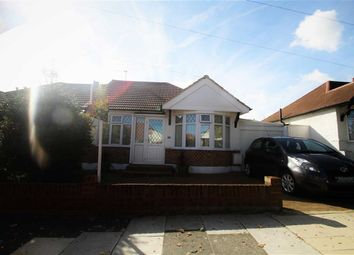 Thumbnail 3 bed semi-detached bungalow for sale in Farndale Crescent, Greenford, Middlesex