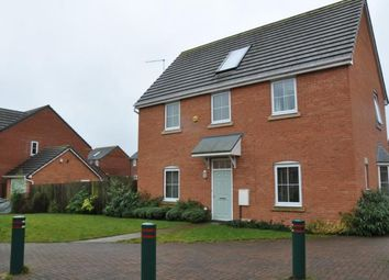 Thumbnail 4 bed detached house for sale in Bowers Drive, Silverdale, Newcastle, Staffordshire