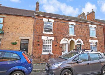 Thumbnail 3 bed cottage for sale in Regent Street, Swadlincote, Derbyshire