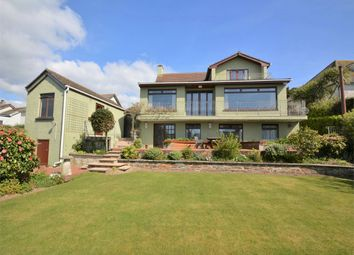 Thumbnail 4 bed detached house for sale in Tredynas Road, Falmouth