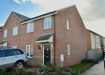 Thumbnail 3 bed terraced house for sale in Greengage Way, Hampton, Evesham
