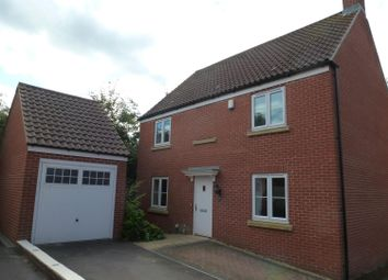 Thumbnail 4 bed detached house for sale in Pearce Close, Thornbury, Bristol