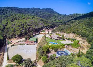 Thumbnail 7 bed equestrian property for sale in Spain, Barcelona North Coast (Maresme), Sant Andreu De Llavaneres, Mrs7659