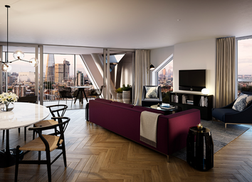 Thumbnail 1 bed flat for sale in 251 Southwark Bridge Road, London