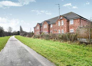 Thumbnail 2 bed flat for sale in Highgrove Court, Shelton Lock, Derby