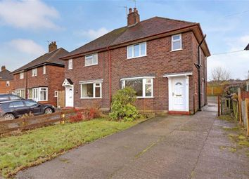 Thumbnail 3 bed semi-detached house for sale in Station Road, Halmer End, Stoke-On-Trent