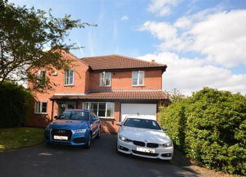 Thumbnail 5 bed detached house for sale in Cumberland Close, Ruddington, Nottingham