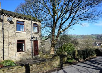 Thumbnail 2 bed cottage for sale in Hollins Row, Huddersfield