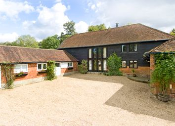 Thumbnail 6 bed equestrian property for sale in Mayfield Road, Cross In Hand