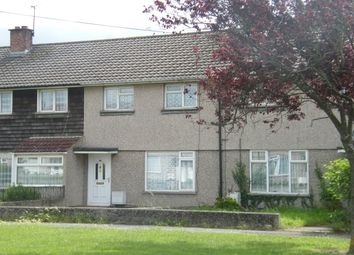 Thumbnail 3 bedroom property to rent in Baydon Close, Swindon