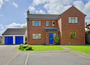 5 bed detached house for sale in The Sycamores, Bluntisham, Huntingdon, Cambridgeshire. PE28