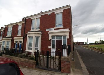 Thumbnail 3 bed terraced house for sale in Shafto Street, Newcastle Upon Tyne