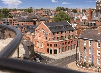 Thumbnail 2 bed flat for sale in The Old Fire Station, Clifford Street, York