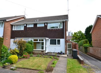 Thumbnail 3 bed end terrace house for sale in Brookend Drive, Rednal, Birmingham