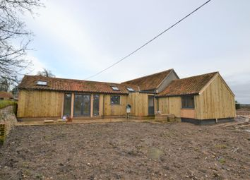 Thumbnail 3 bed barn conversion for sale in Church Lane, North Elmham, Dereham