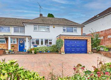 Thumbnail Semi-detached house for sale in Piggottshill Lane, Harpenden