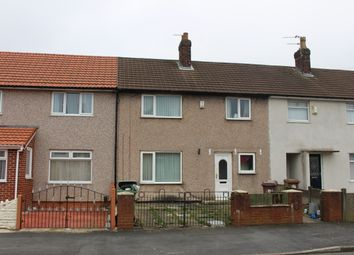 Thumbnail 3 bed town house for sale in Downland Way, St. Helens