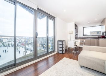 Thumbnail 1 bed flat for sale in Central Apartments, 455 High Road, Wembley, London